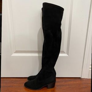 Marc Fisher LTD Rossa Over the Knee Boots